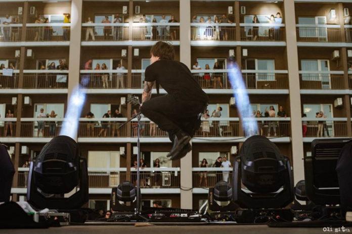 Conciertos verticales, la nueva tendencia de shows en vivo