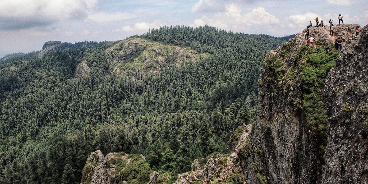 PARQUE EL CHICO 24 September 2020 Los 5 bosques más bonitos de México