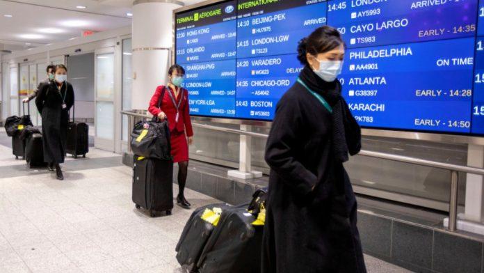 Gigantes aéreos en el mundo cancelan vuelos a China ante amenaza del coronavirus