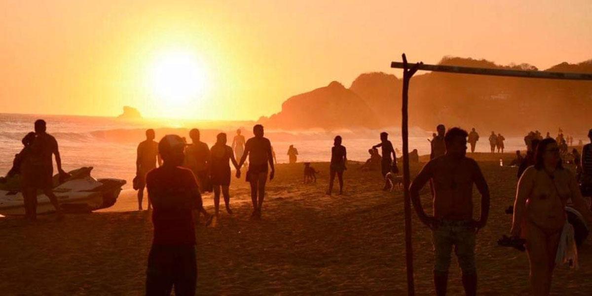 Turismo e inclusión: Las playas mexicanas más visitadas por la comunidad LGBTTTIQ+