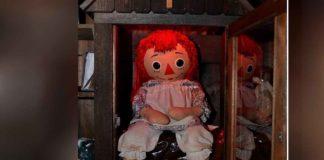 ¿Annabelle desapareció del Museo de los Warren?