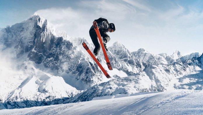 Baguales: esquiar sin que nadie te vea