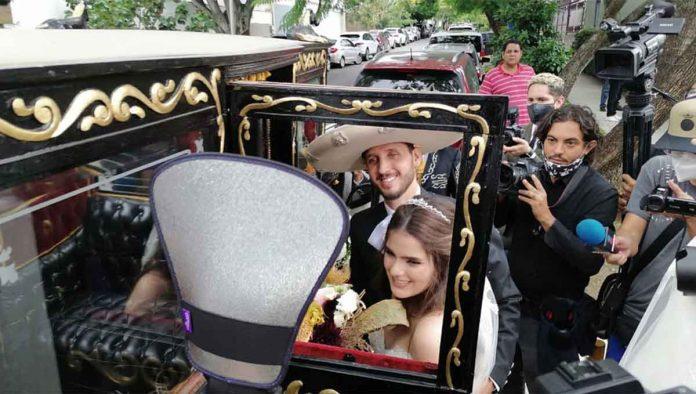 ¡Se dieron el sí! Aquí fue la boda de Camila Fernández, hija del Potrillo