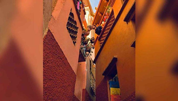 La leyenda del callejón del Beso, el rincón más romántico de México