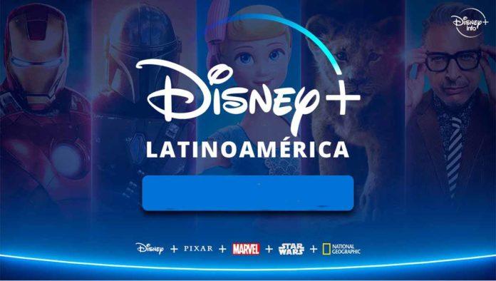 ¿Cuándo llega Disney Plus a México?