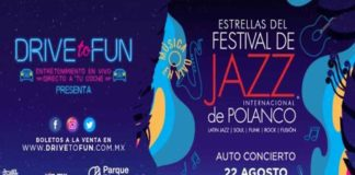¿Listo para otro autoconcierto? Llega Festival de Jazz de Polanco 2020