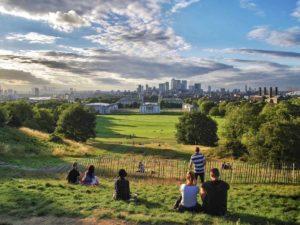 Greenwich está de fiesta