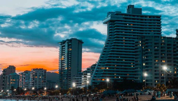 El Hotel Acapulco Continental, donde se grabó el Chavo del 8