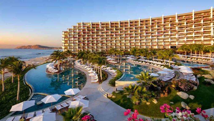 El mejor hotel de México está en Los Cabos