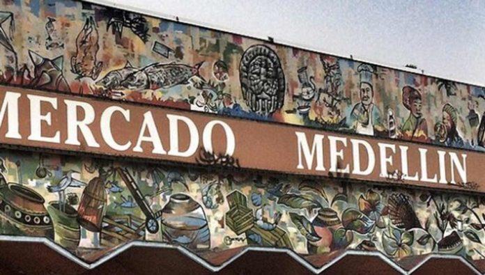 El mercado de Medellín: Un pedacito de culturas en la CDMX
