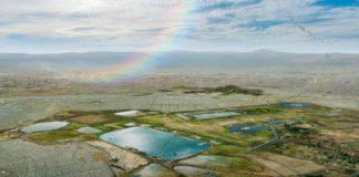 La Nueva Tenochtitlán, el parque ecológico del Lago de Texcoco