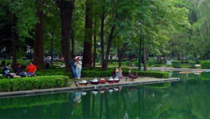 Parques en la Ciudad de México que debes visitar