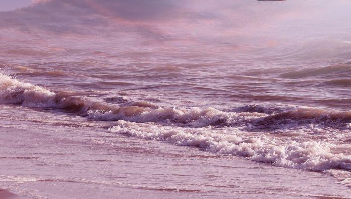 playas de colores