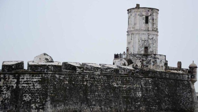 San Juan de Ulúa - Un gigante en el mar