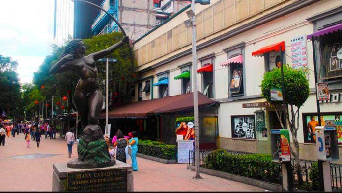 Zona Rosa - Un paseo por el barrio incluyente de la CDMX