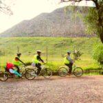 Teotihuacán en bici