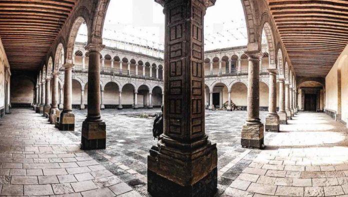 CDMX a fondo: conoce el Claustro del Ex Convento de la Merced