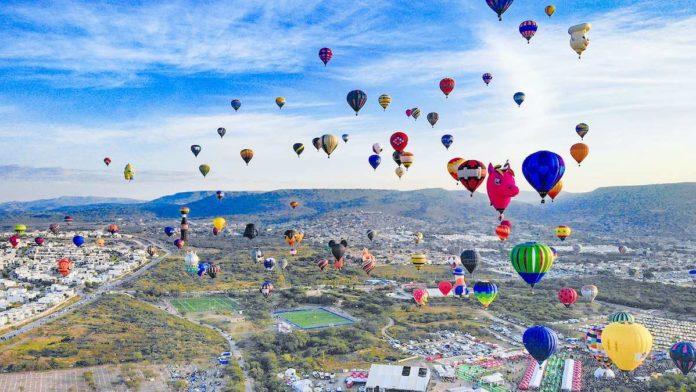 El Festival Internacional del Globo 2020 será virtual