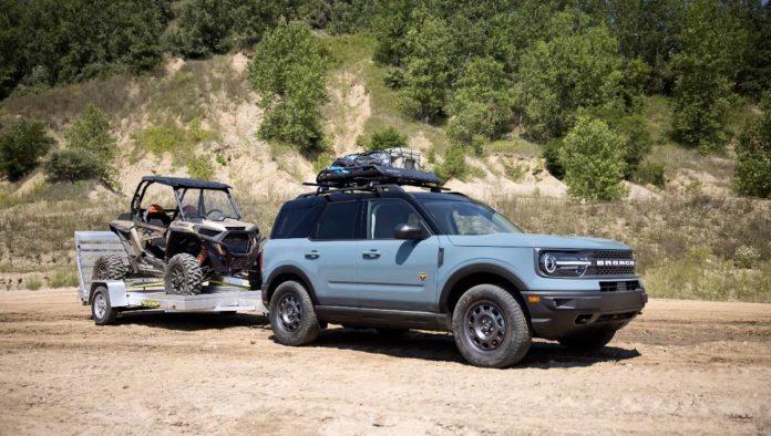 Bronco Off-Roadeo parque todoterreno