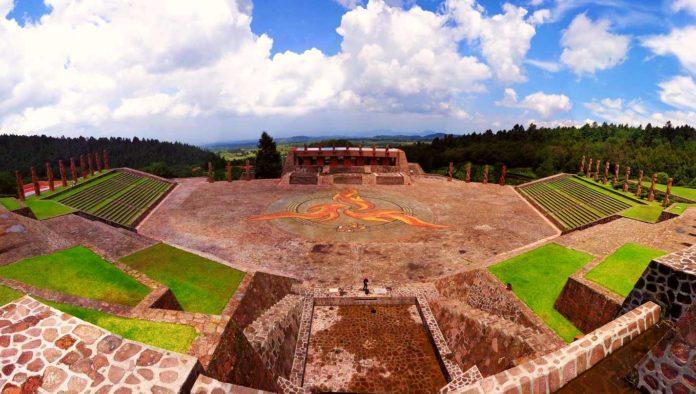 Centro Ceremonial Otomí: lugar lleno de símbolos ancestrales