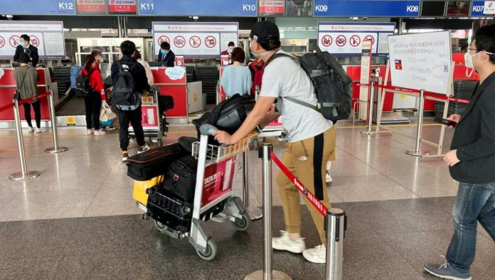 Hartos de casa: China espera boom de turismo durante la Semana Dorada