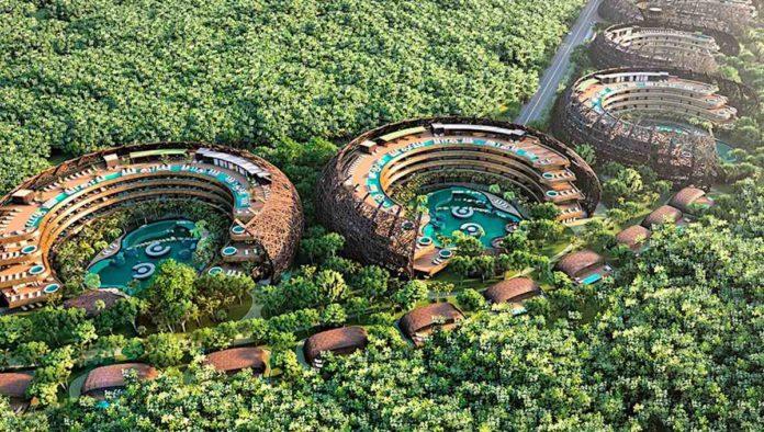 Cocoon Hotel & Resort, imponente nido que se construye en Tulum