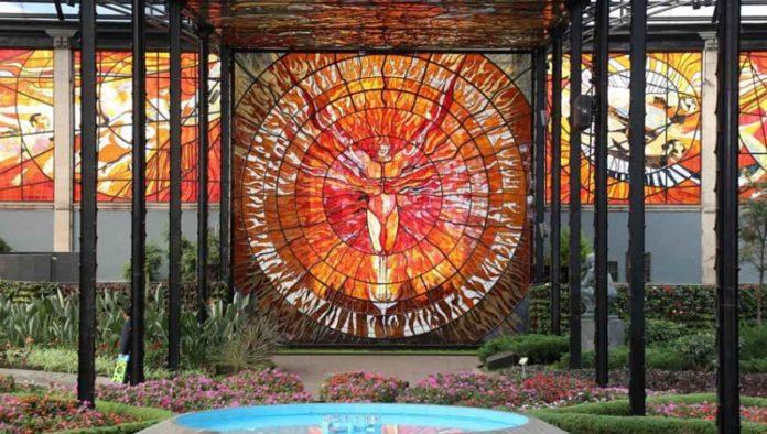 Jardín Botánico-Cosmovitral de Toluca, arte y naturaleza