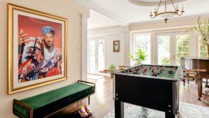 ¿Te gustaría hospedarte en la mansión de El príncipe del rap?