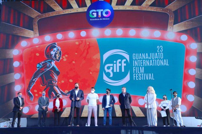 Estrena Guanajuato película hollywoodense