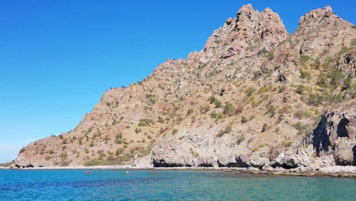 Isla Danzante: misticismo y naturaleza en un solo lugar