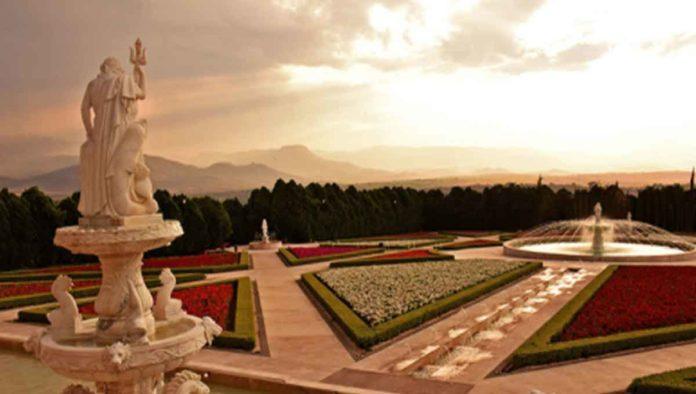Jardines de México - La verdadera Casa de las Flores