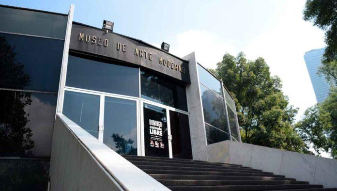 Museo de Arte Moderno, de cumpleaños