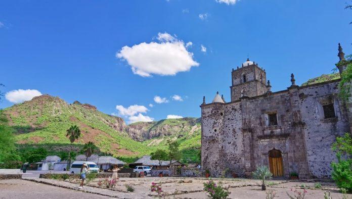 viaje al pasado en la Misión de San Javier