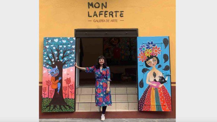 Tepoztlán está de estreno: abre Mon Laferte su Galería de Arte