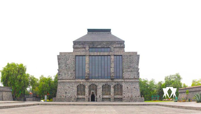 Museo Anahuacalli: nada detiene el gran sueño de Diego Rivera