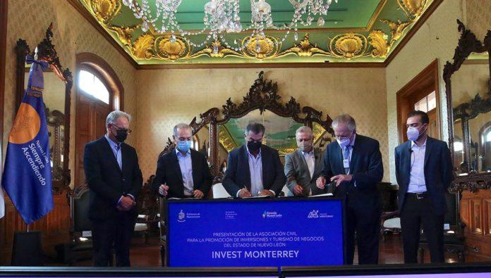 Nuevo León presentó Invest Monterrey, plan para reforzar el crecimiento