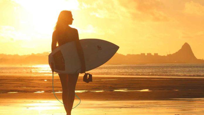 3 Playas mexicanas en las que puedes prácticar surf