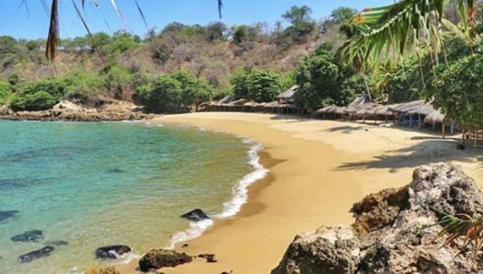 Puerto Escondido, la playa más