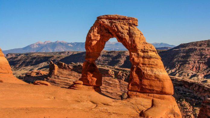Parque Nacional los Arcos: rocas que encantan