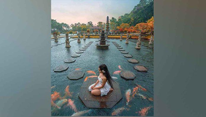 Tirta Gangga Temple - El templo del agua en Bali