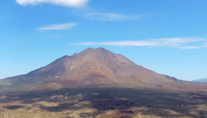 Volcán Tres Vírgenes, una experiencia de altura