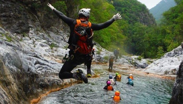 10 horas de aventura en Cañón de Matacanes, ¿te animas a recorrerlo?