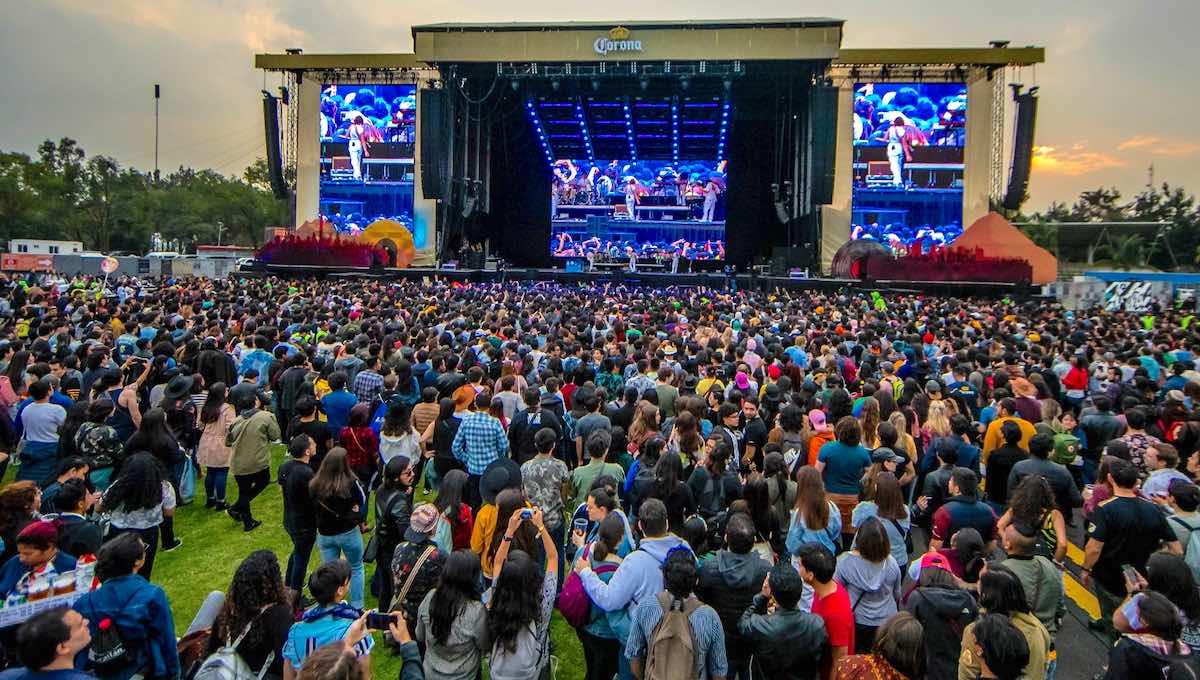 Otra de la pandemia: festival Corona Capital 2020 se pospone - Mexico  Travel Channel
