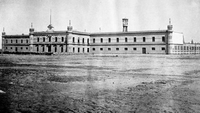 Lecumberri: leyendas del antiguo Palacio Negro