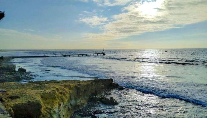 Bahía Asunción, paraíso de un solo camino