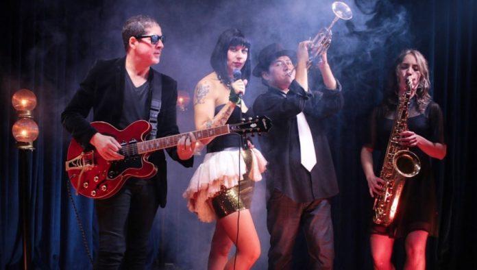 Noches de cabaret en el Hey Hey Club