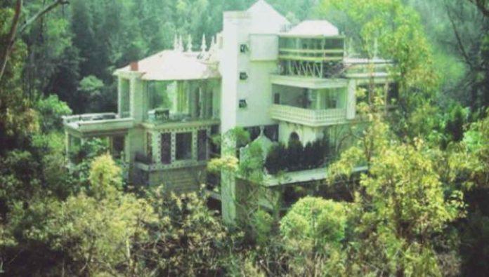 La Casa de la Tía Toña, una leyenda urbana