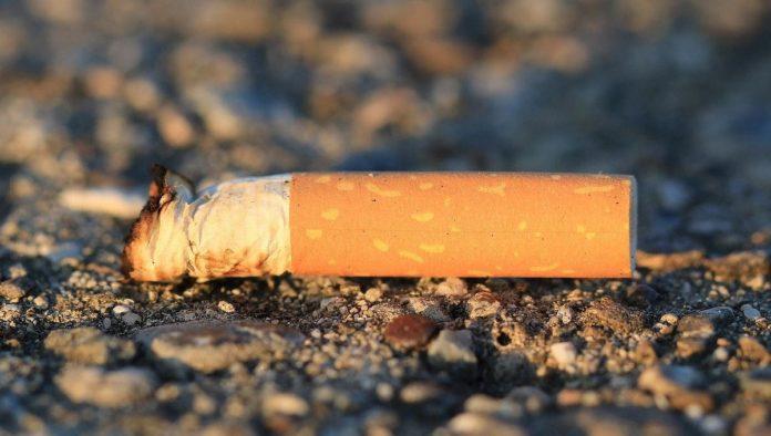 colilla cigarro