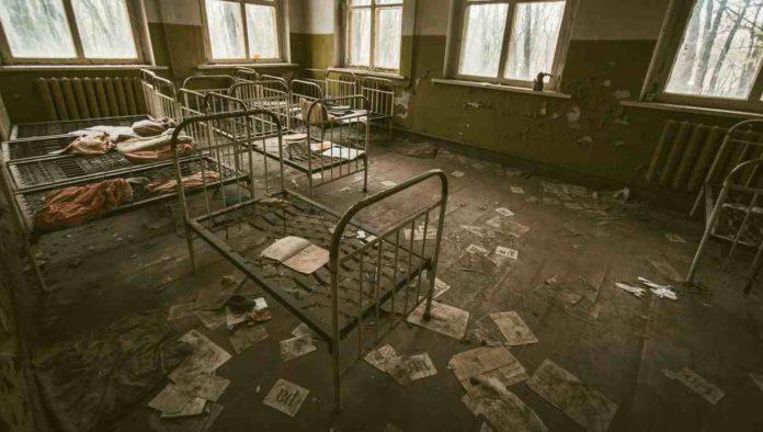 Orfanato experiencia de Enigma Room