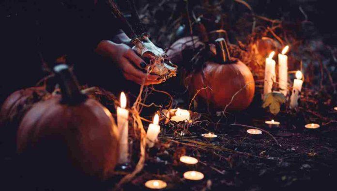 Aquelarre celebra Noche de Brujas